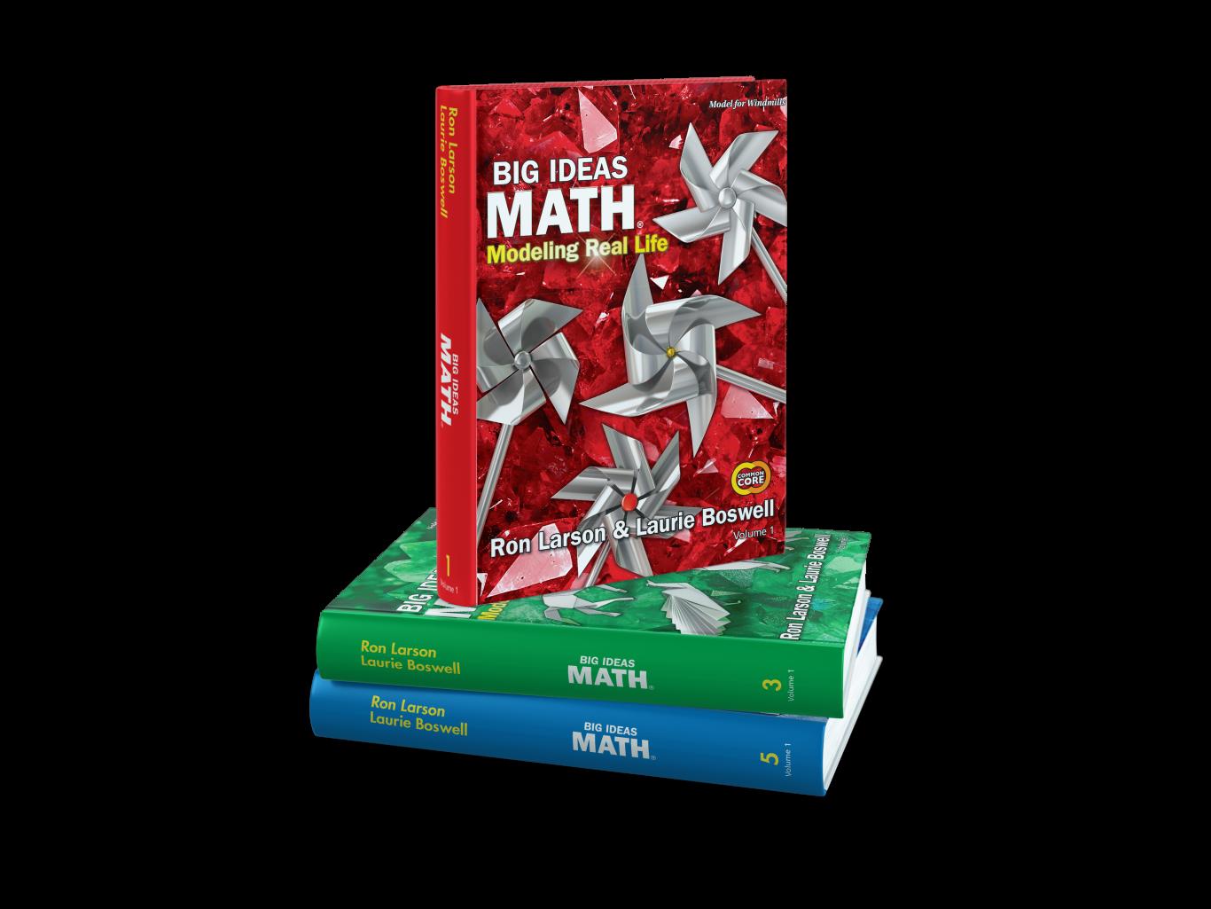 Big Ideas Math Modeling Real Life Elementary School
