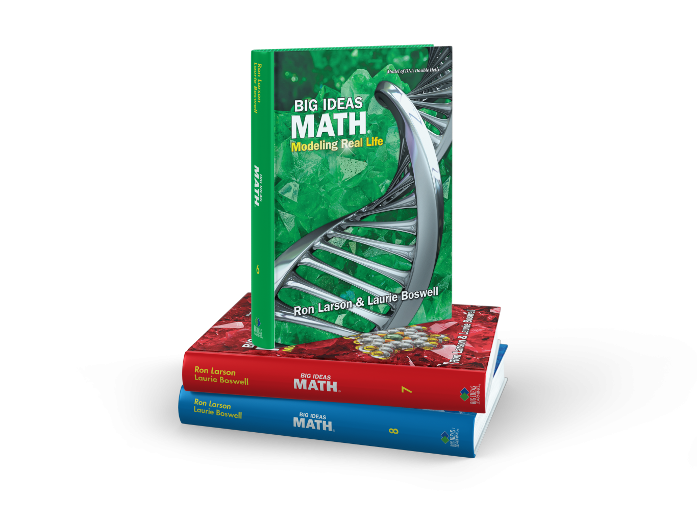 Big Ideas Math Modeling Real Life Middle School